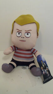 Addams-Family-Movie-Pugsley-Plush-Doll-Toy-Factory-MGM-NEW