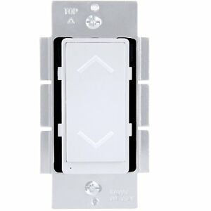 z wave dimmer wireless wall light smart switch w 3 changeable face covers ebay. Black Bedroom Furniture Sets. Home Design Ideas