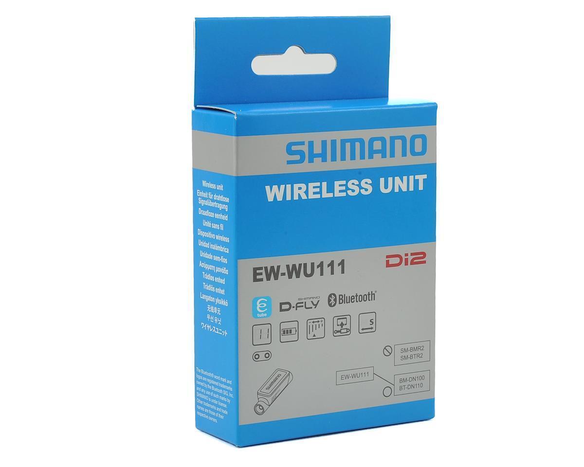Shimano EW-WU111 EW-WU111 EW-WU111 D-FLY wireless transmitter - ANT+ azultooth NIB 3e7864