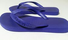Havaianas Purple Sandals Flip Flop Women's Beach Shoes Classic Size 35/36
