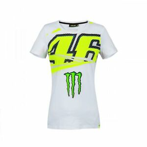 Vr46 Official Valentino Rossi Monster Monza Womans 2018 T Shirt