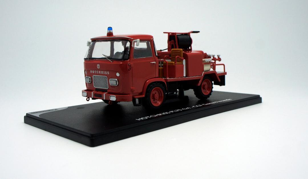 Eligor 101543 hodgkiss pl70 4x4 ccf guinard incendie d é calques pompiers 1   43