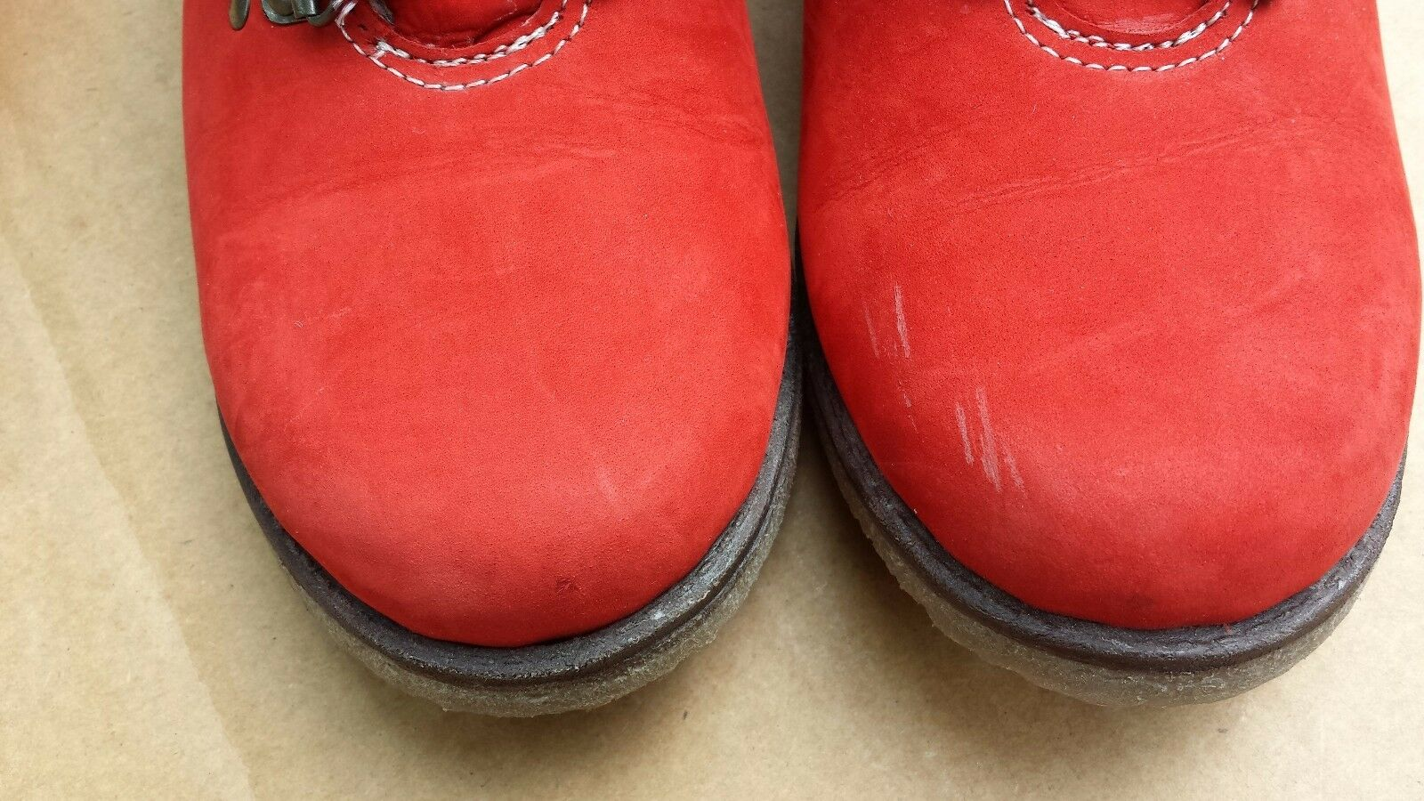 LE FORE BOOT K001-8-13 RED EURO EURO EURO SIZE 39 f47436