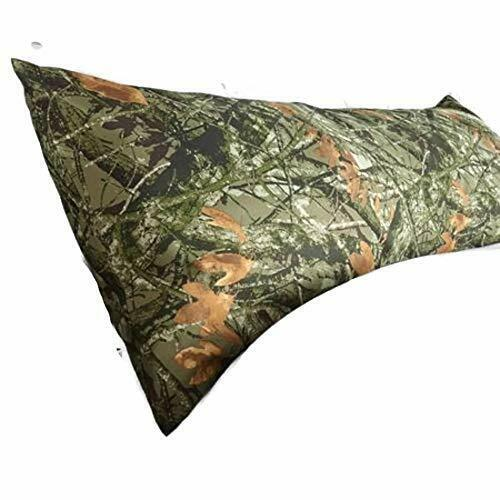 Mainstays Microfiber Body Pillow Cover Camouflage For Sale Online Ebay