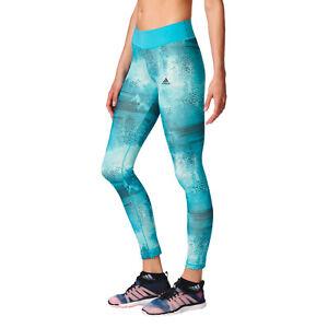 Détails sur Adidas Femme Collants Ultimate Long Entraînement Yoga Course Gym Sport Nouveau