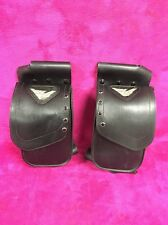 D61 Harley Crashbar Guard Saddlebag Roadking Luggage Touring Bags Left Right