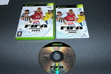 JEU XBOX FIFA FOOTBALL 2004 COMPLET EA SPORTS