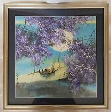Chinese Art Painting Landscape Water Color on paper