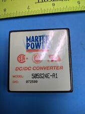 Dcdc Converter Martek Power Cdi 505s24e A1 2pin 2 Pin New One