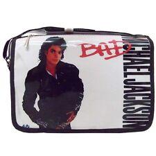 Michael Jackson Tasche/Sack/bag aus PU-Leder mit MJ BAD Motiv für MJ Fans 112f1