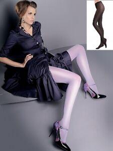 Collant opaque noir Femme micro Satine brillant 50 den microfibre ... c236171aa86