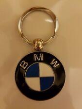 Metal Car doubles side Logo  keychain  pendant for BMW ( Popular Keyring )