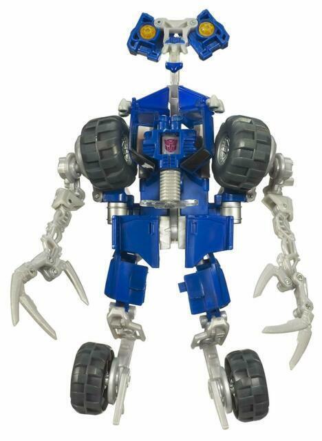 AUTOBOT GEARS Transformers ROTF Revenge of the Fallen Movie Autobot Figure 2009