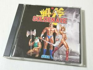 Sega PC Windows 98 XP GOLDEN AXE Japan 0314A24