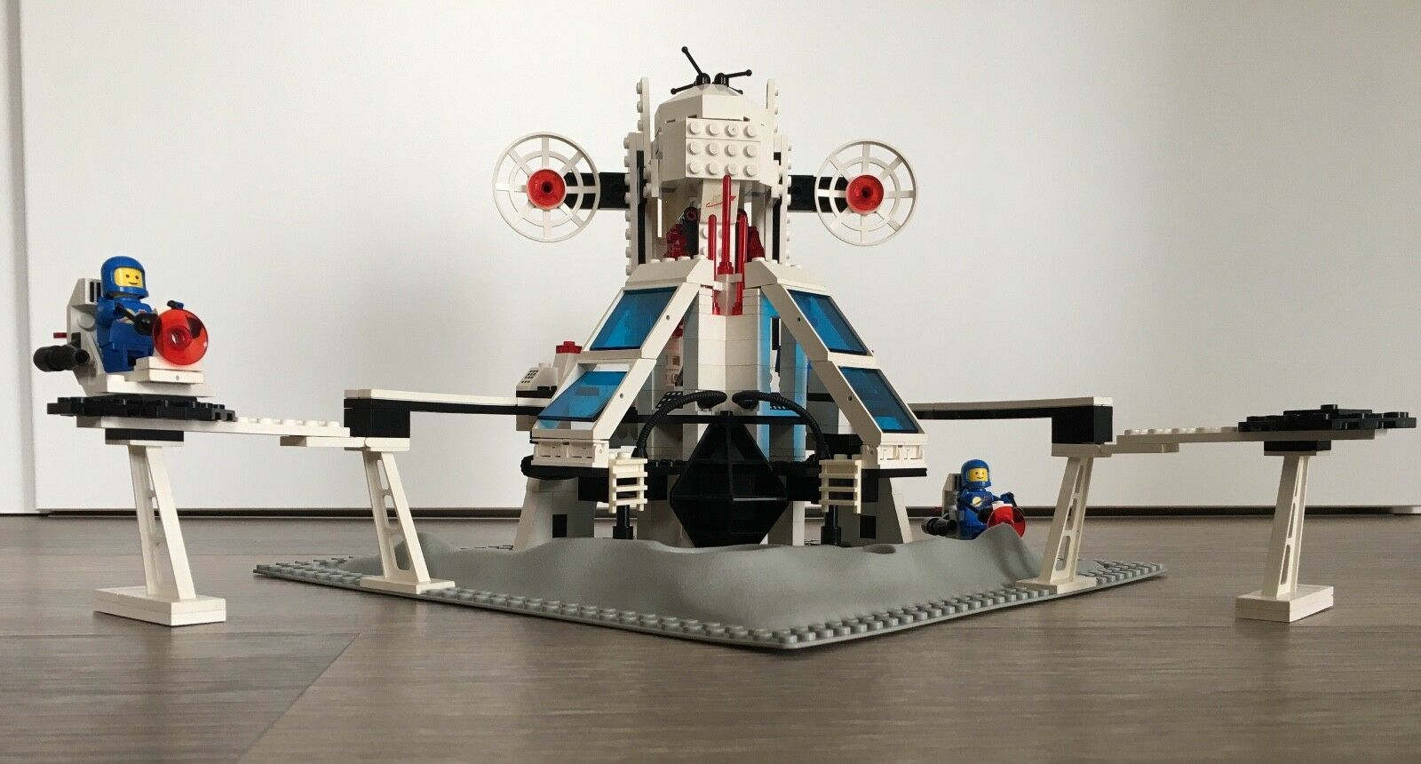LEGO® Space Classic Set 6972 Polaris I Space Lab 100% komplett ohne OVP