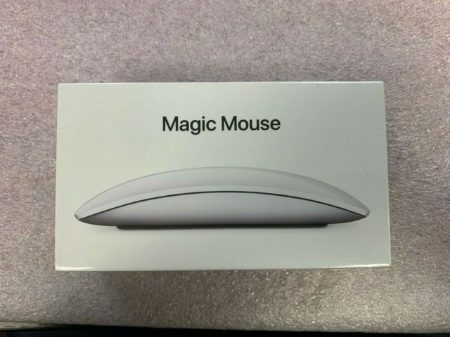 Apple Magic Mouse 2 (MLA02LL/A) Wireless Mouse - Silver (*NEW* Sealed)