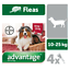 Bayer-ADVANTAGE-40-80-100-250-400-for-Cats-and-Dogs-4-Pipettes miniature 7