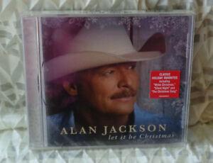ALAN JACKSON LET IT BE CHRISTMAS CD NEW & SEALED 617884935221 | eBay