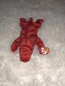 8ca7fff25658ae Image is loading Grunt-Style-4092-TY-Beanie-Babies-Red-Razorback