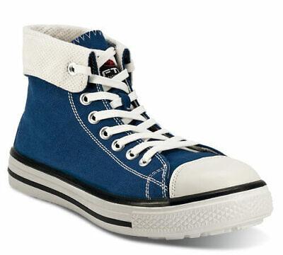 Scarpe antinfortunistiche FTG Blues High Converse S1P Leggere Alte Estive | eBay