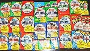 100-OLD-VINTAGE-TOPPS-BASEBALL-CARDS-SEALED-WAX-PACKS-LOT