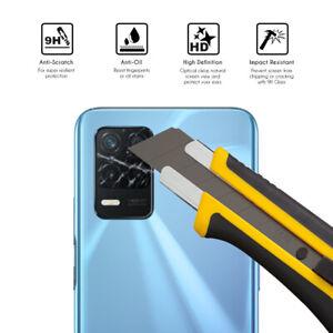 Protector Cristal Templado lente camara trasero para Realme 8 5G