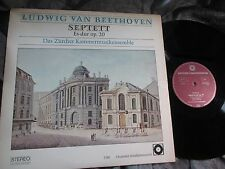 NYFFENEGGER Cello - BEETHOVEN SEPTET op.20 CHAMBER ENSEMBLE HI-FI STEREO