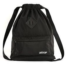 Waterproof Drawstring Sport Bag, Large lightweight Gym Sackpack backpack for Men