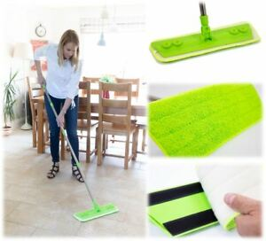 Laminate-Mop-Flooring-Microfibre-Duster-Cleaner-For-Wood-Static-Dust-Broom-Brush