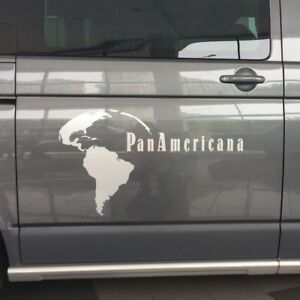 Details About Volkswagen T5 Multivan Panamericana Side Stripe Decal Graphics Sticker