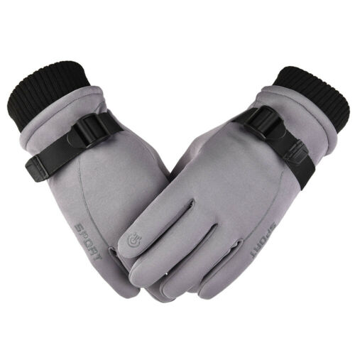 Winter Gloves Men Women Warm Skiing Gloves For Weather Riding Outdoor Sports