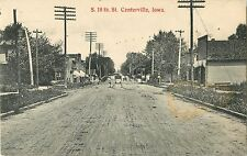 A Quiet Day On South 18th Street, Centerville IA