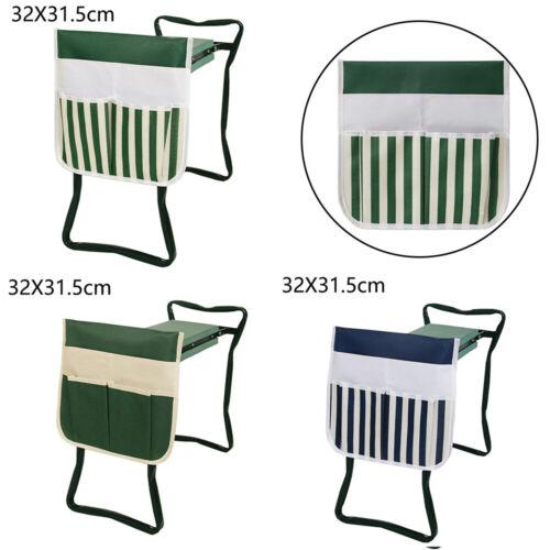 Upgraded Garden Kneeler Seat Widen Soft Kneeling Pad Garden Tools Stools