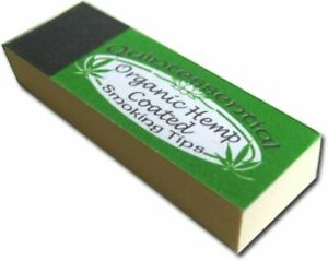 1-2-5-10-20-Quintessential-PURE-HEMP-Smoking-Filter-Roach-Rolling-Tips-Papers