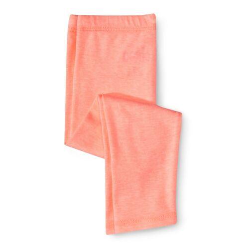 Circo Girls Size 3T Moxie Peach Pull On Stretch Cotton Legging Pant NEW