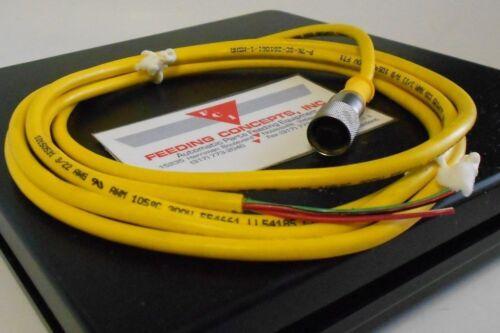 NEW AEC Magnetics H-4552-M sensor cordset H4552M