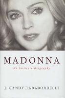 Madonna: An Intimate Biography, Taraborrelli, J. Randy, Good Book