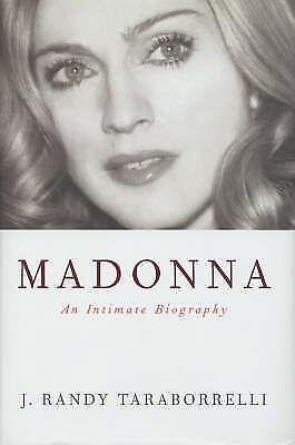 "1 of 1 - ""AS NEW"" Taraborrelli, J. Randy, Madonna: An Intimate Biography, Book"