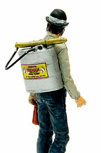BANTA-MODELWORKS-BACKPACK-SPRAYER-F-G-Large-Scale-Model-Railroad-Structure-BM930