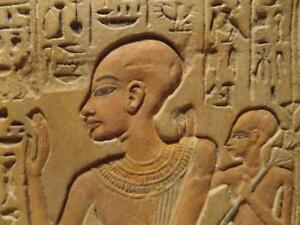 Image Is Loading Egyptian Wall Art Relief Sculpture Replica Carving Of