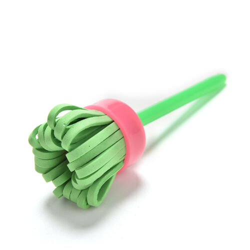 4Pcs//lot Sponge Painting Brush Flower Stamp Kids DIY Graffiti Drawing Toys ZY