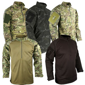 Ejercito-Britanico-Estilo-Pcs-Camisa-Mtp-Multicam-coderas-reforzadas-PC-tactico-Fleec