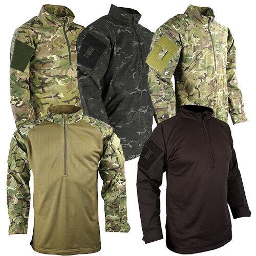 Stile Multicam Ubacs Pezzi Tactical Mtp Esercito Inglese Gomiti Camicia  Rinforzo rwanwOx1P 98878eda5139