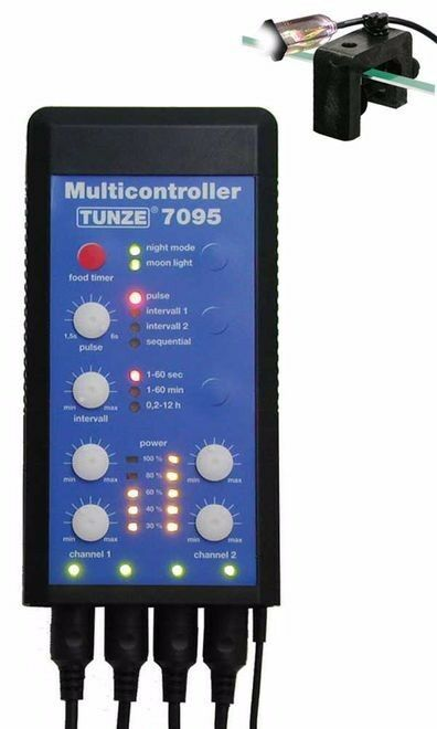Tunze Multicotroller 7095 (7095.000) digitales Steuergerät Turbelle® Pumpen