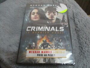"""DVD NEUF """"CRIMINALS"""" Meghan MARKLE, Skepta"""
