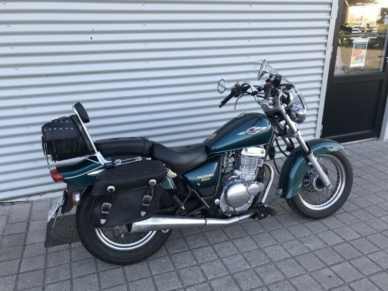 Suzuki, GZ 250 Marauder, ccm 249