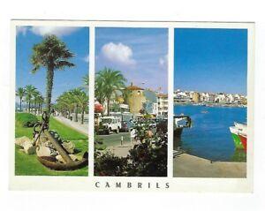 CARTE-POSTALE-ESPAGNE-CAMBRILS