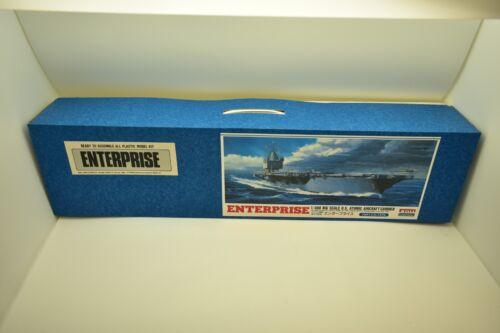 ARII ENTERPRISE U.S. Atomic Aircraft Carrier 1:400 Scale Plastic Model Kit A627