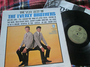 Everly-BrothersThe-Very-Best-Of-The-Everly-Brothers-W1554-Mono-UK-Vinyl-LP-Album