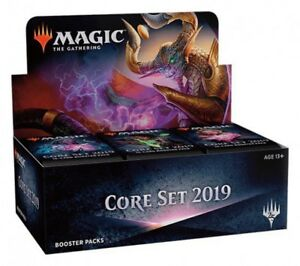Core-Set-2019-M19-Factory-Sealed-Booster-Box-Magic-The-Gathering-MTG
